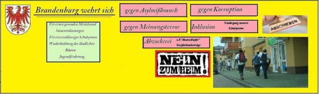 """Header der Facebook-Gruppe """"Brandenburg weht sich"""". (Screenshot vom 18. Oktober 2014)."""